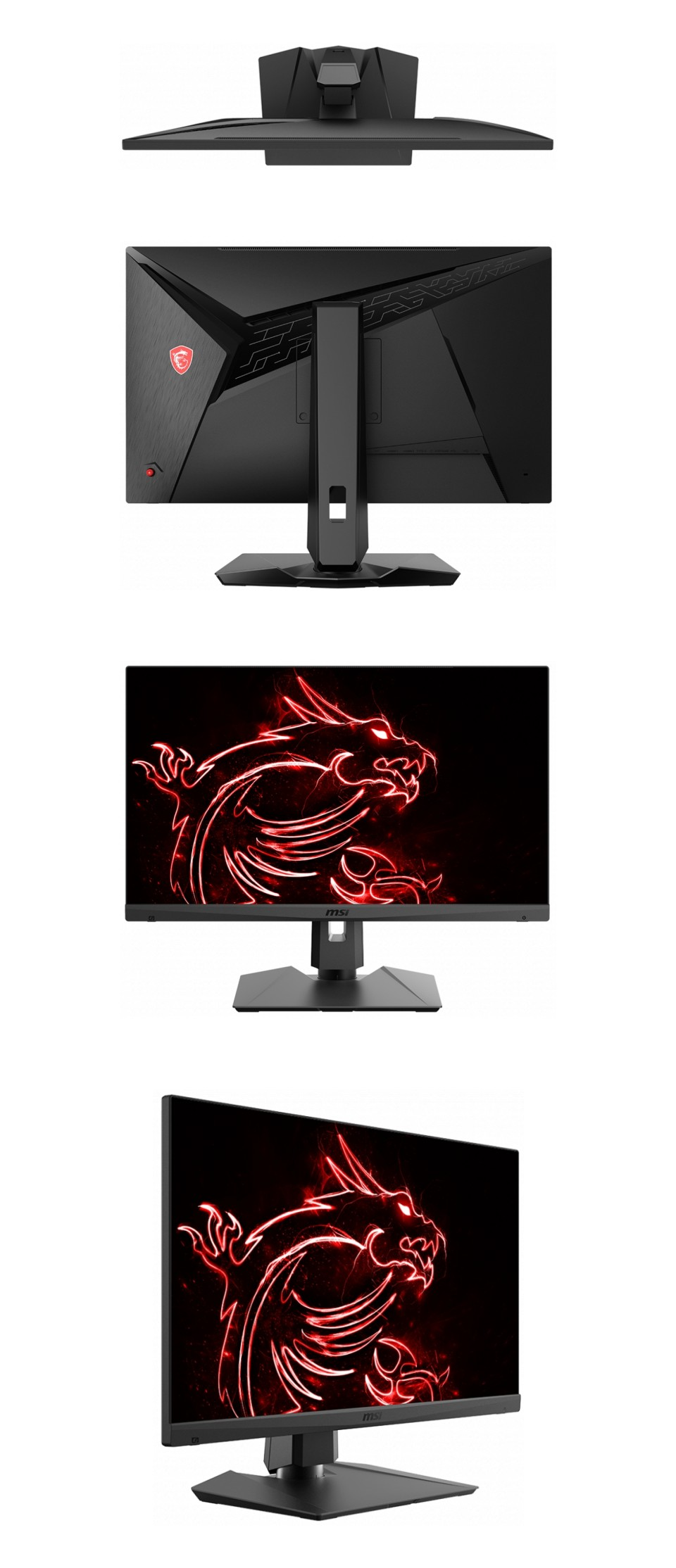 MSI Optix MAG272QP QHD165Hz HDR 27in VA Gaming Monitor product
