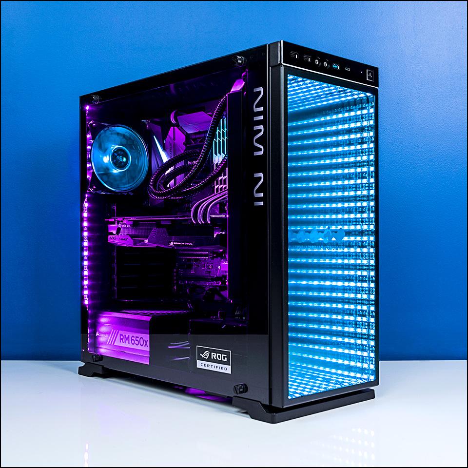 Pccg Infinity 1080 Ti Gaming System Pccg Infinity1080ti