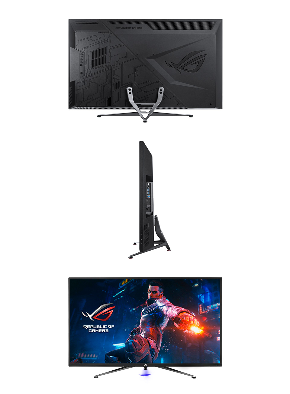 Asus ROG PG43UQ 4K UHD 144Hz G-Sync HDR 43in Monitor product