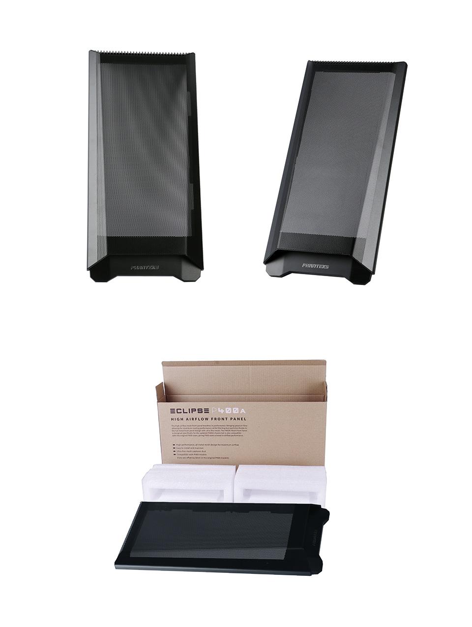 Phanteks Eclipse P400 Air Metal Front Panel Black product