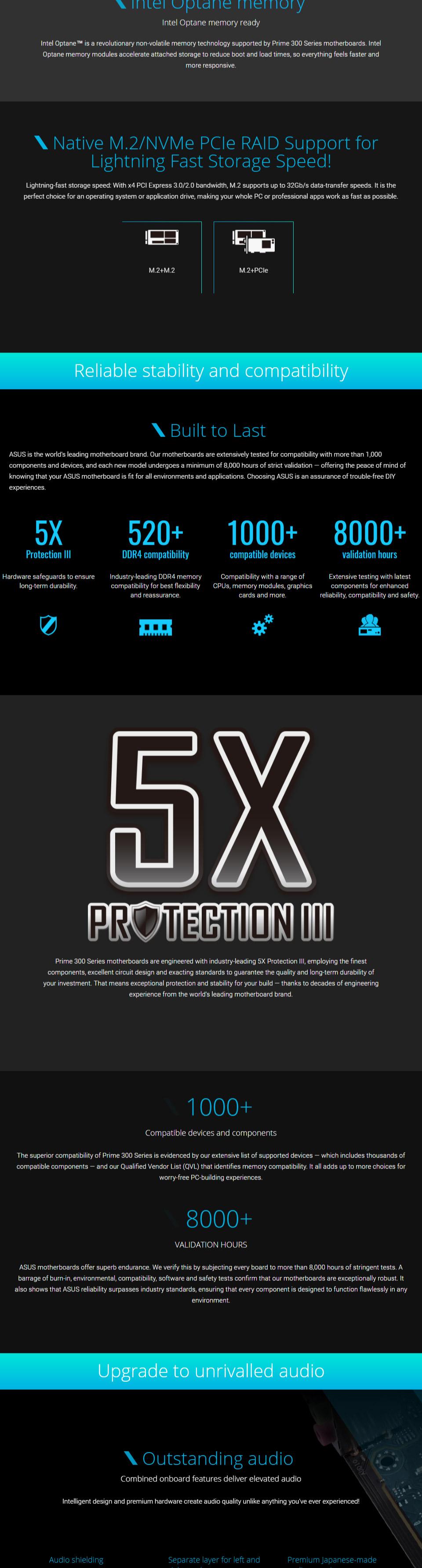 ASUS Prime B360M-A CSM Motherboard [PRIME B360M-A/CSM] : PC Case Gear