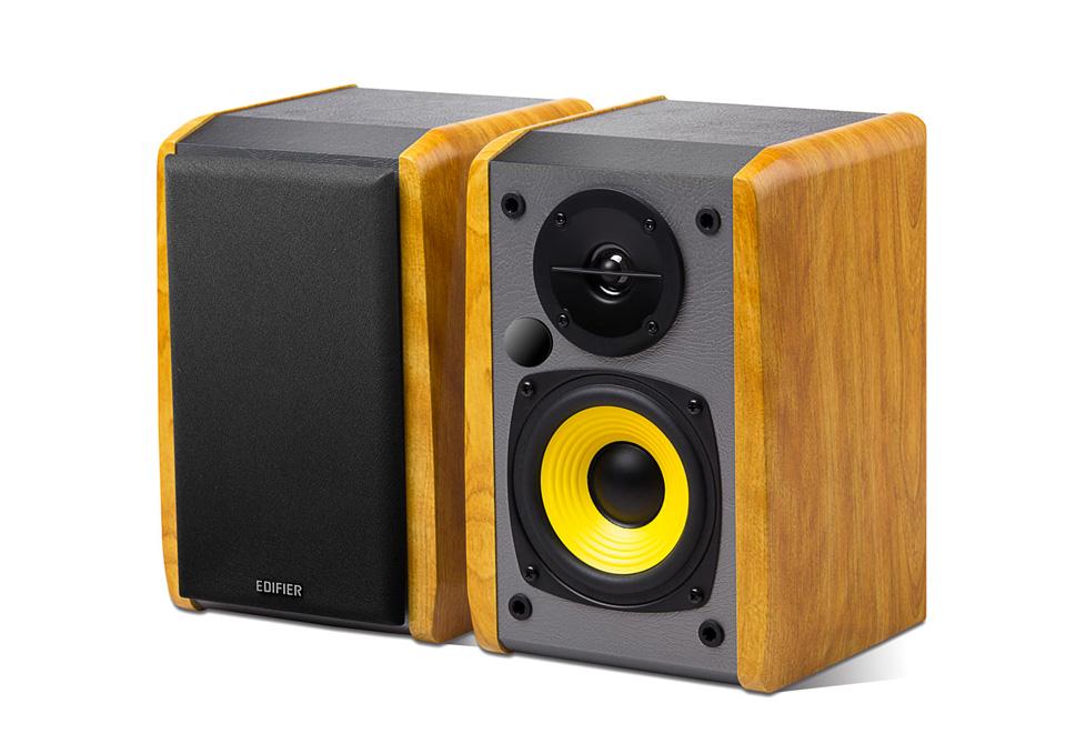 Edifier R1010BT 2.0 Bluetooth Bookshelf Speakers Brown product