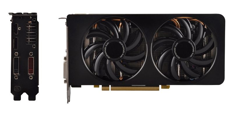 XFX Radeon R9 270X Double Dissipation 2GB [R9-270X-CDJ4] : PC Case Gear