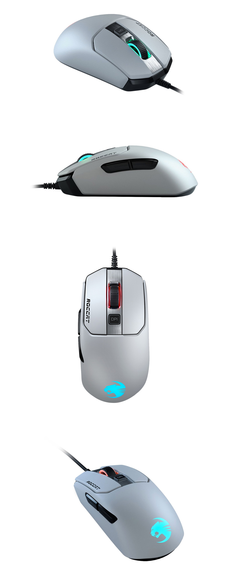 Roccat Kain 122 AIMO RGB Gaming Mouse product