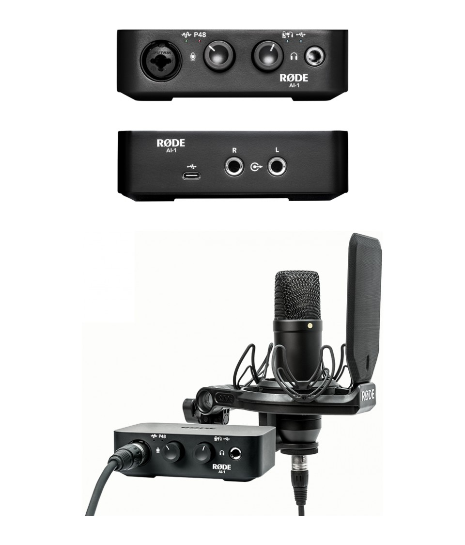 Rode AI-1 USB Audio Interface product