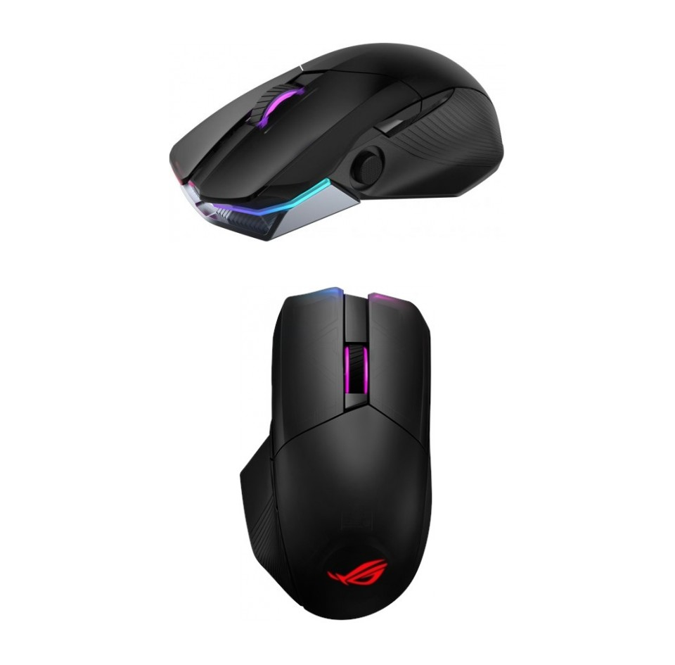 ASUS ROG Chakram Wireless Optical Gaming Mouse product