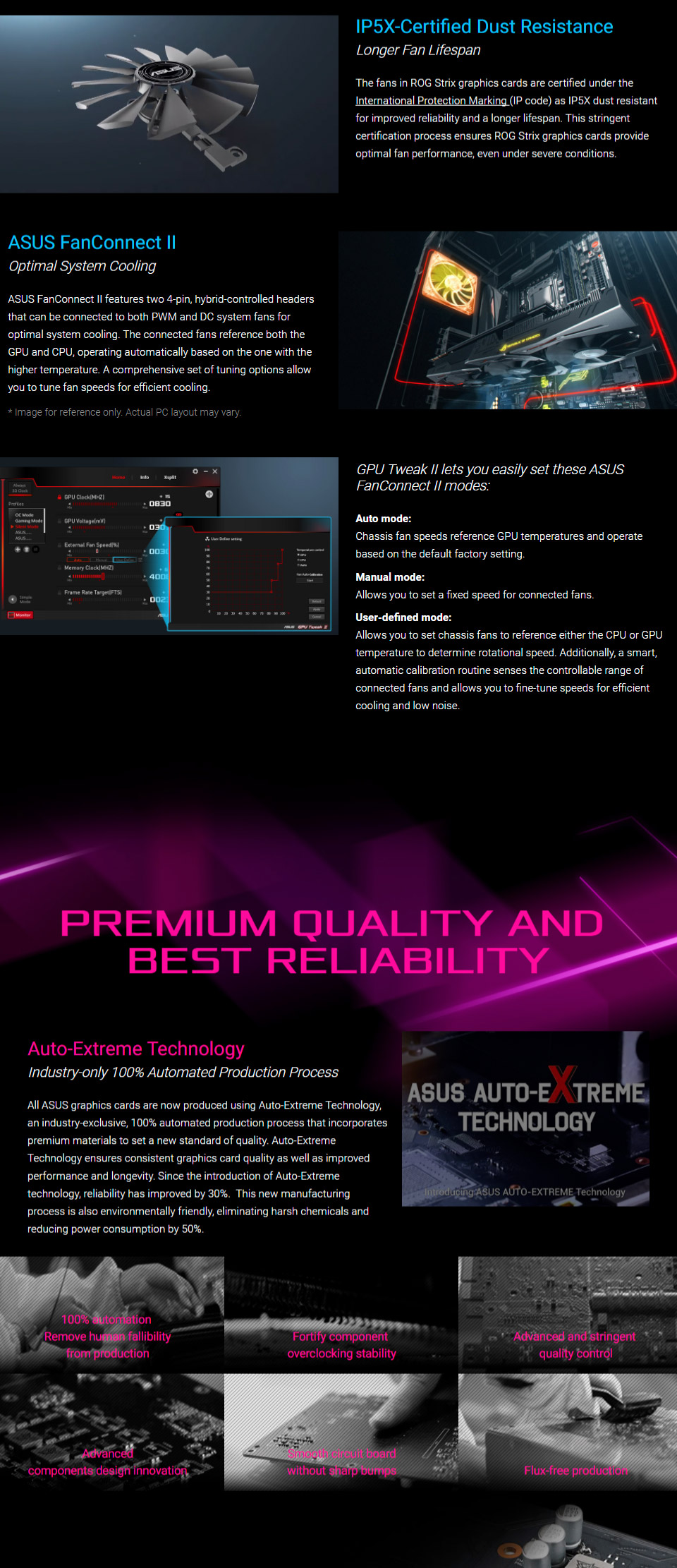 ASUS ROG GeForce GTX 1070 Ti Strix Aura Gaming 8GB [ROG