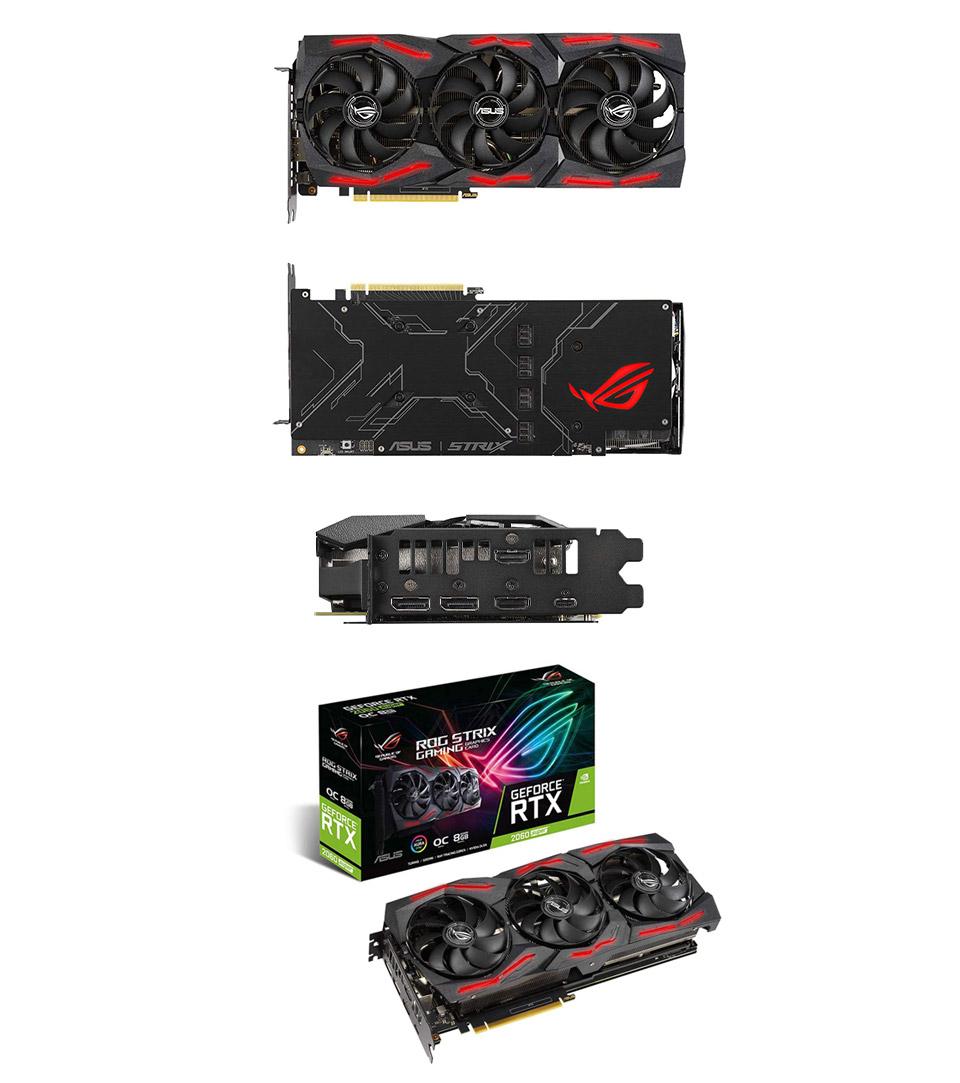 ASUS ROG Strix GeForce RTX 2060 Super EVO OC 8GB product