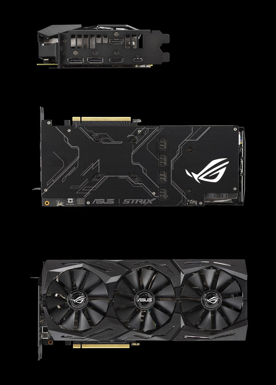 ASUS ROG Strix GeForce RTX 2070 Gaming OC 8GB