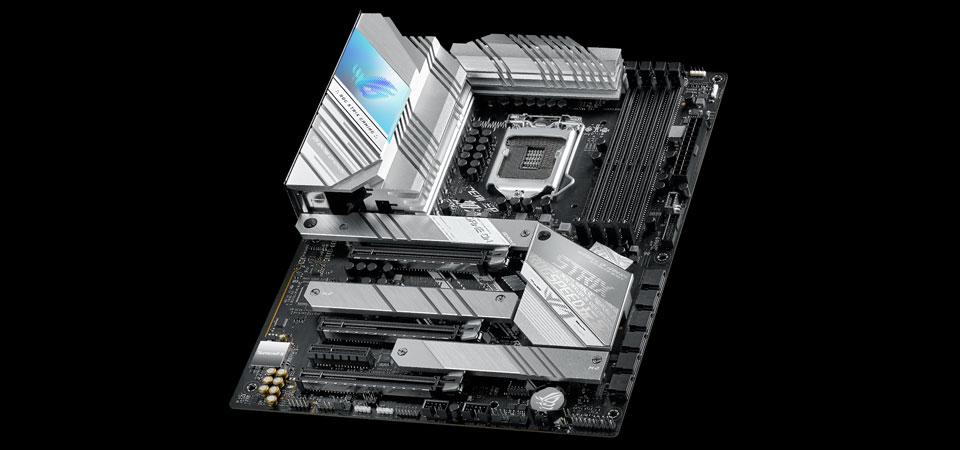 לוח אם ASUS ROG Strix Z590-A Gaming Wi-Fi