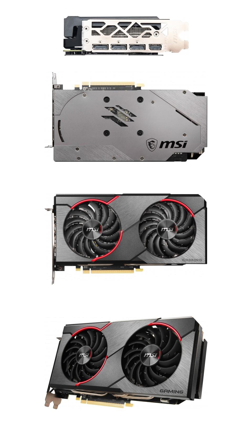 MSI Radeon RX 5500 XT Gaming X 8GB product