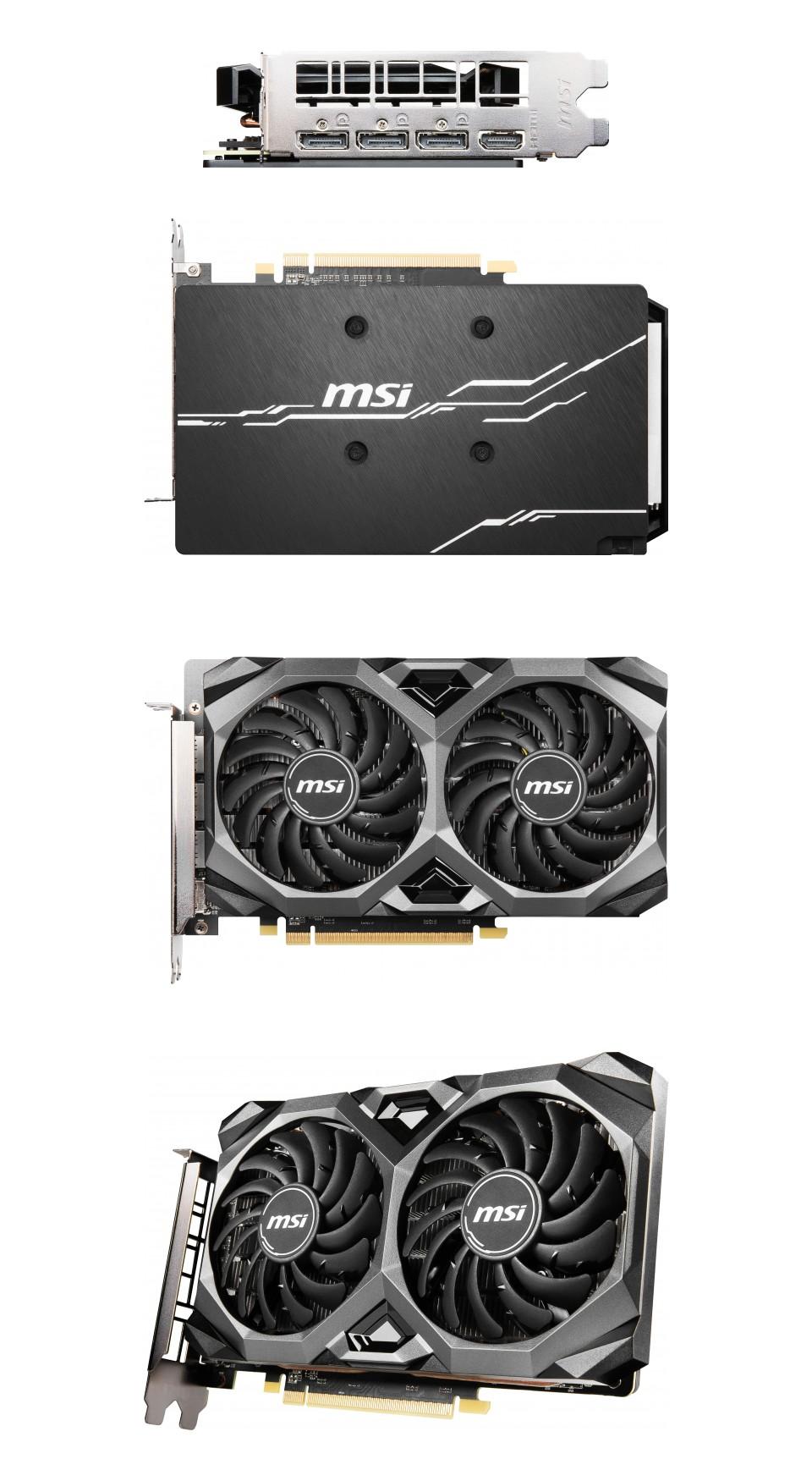 MSI Radeon RX 5500 XT Mech OC 8GB product