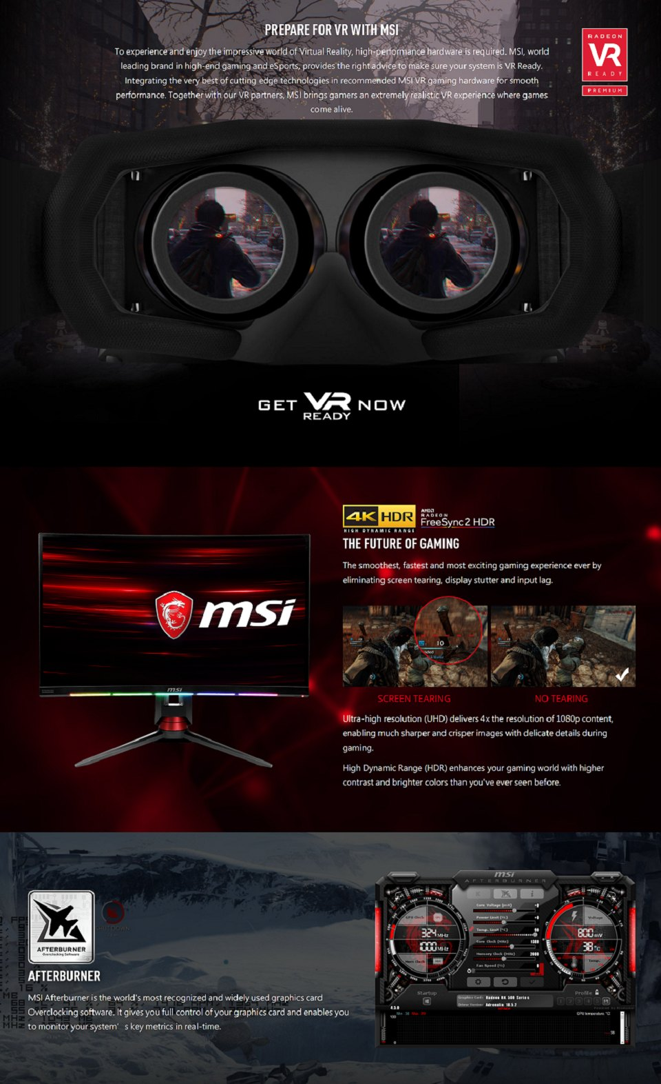 MSI Radeon RX 5600 XT Mech OC 8GB features 3