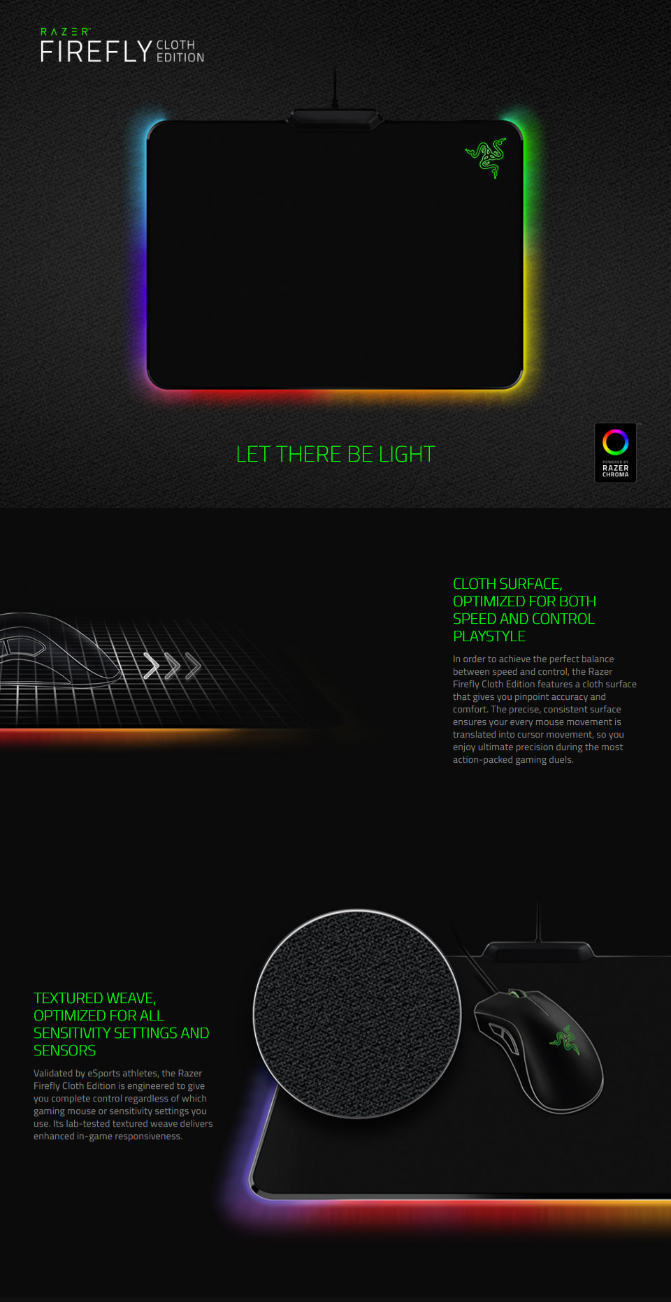 3682280d240 Lastly, discover a whole new level of personalisation with 16.8 million  colours and many different customisable lighting effects.