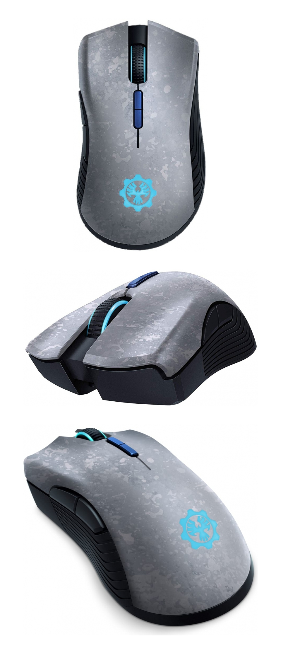 Razer Mamba Gears 5 Edition Wireless Optical Gaming Mouse product