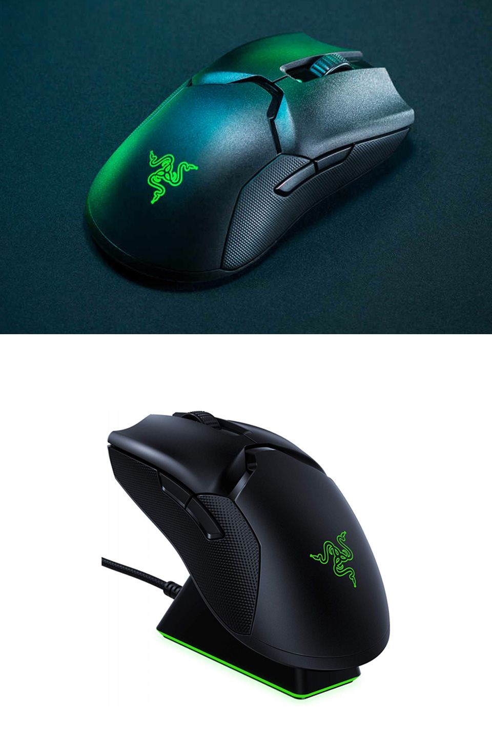 Razer Viper Ultimate Wireless Gaming Mouse with Charging Dock product