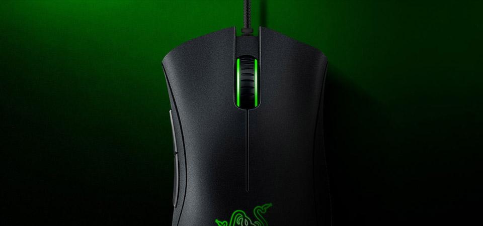 עכבר גיימינג Razer DeathAdder Essential White