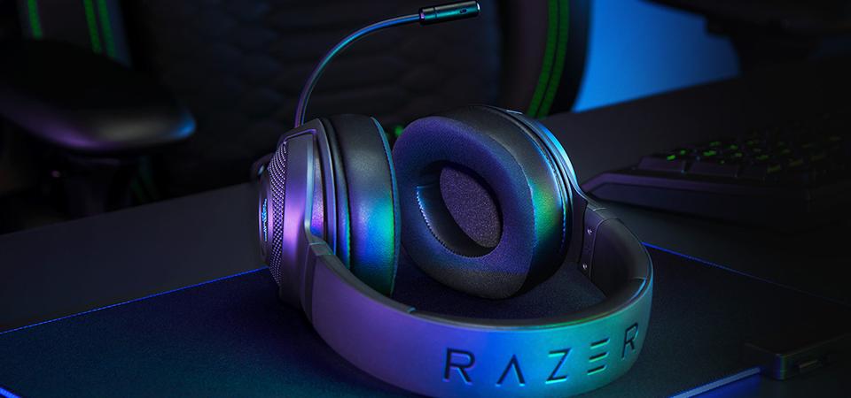 אוזניות גיימינג Razer Kraken V3 X