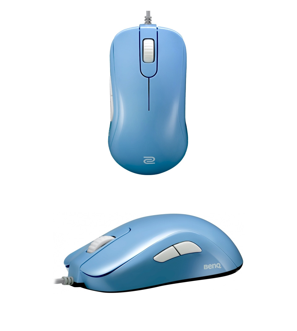 Zowie S2 Gaming Mouse Divina Blue product