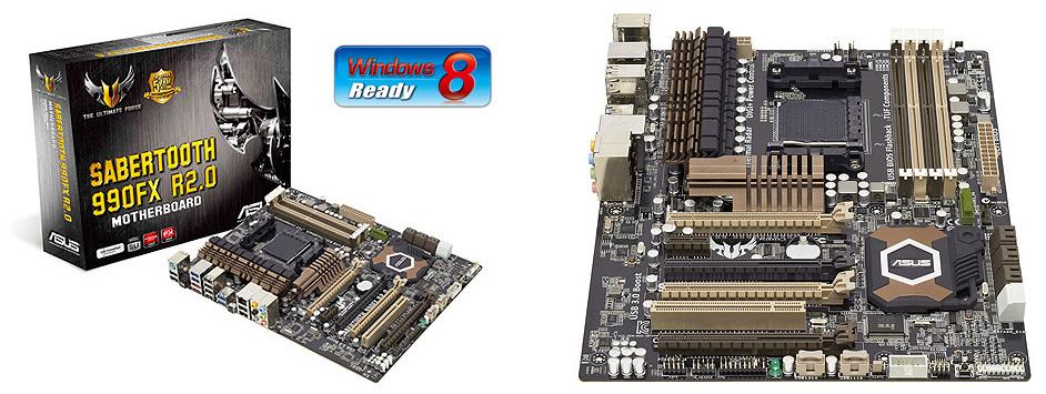 Asus Sabertooth 990fx Motherboard R2 0  Sabertooth