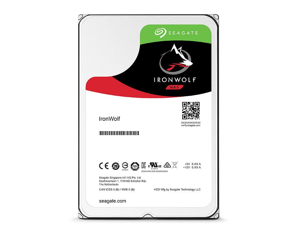 هارد دیسک IronWolf 4T
