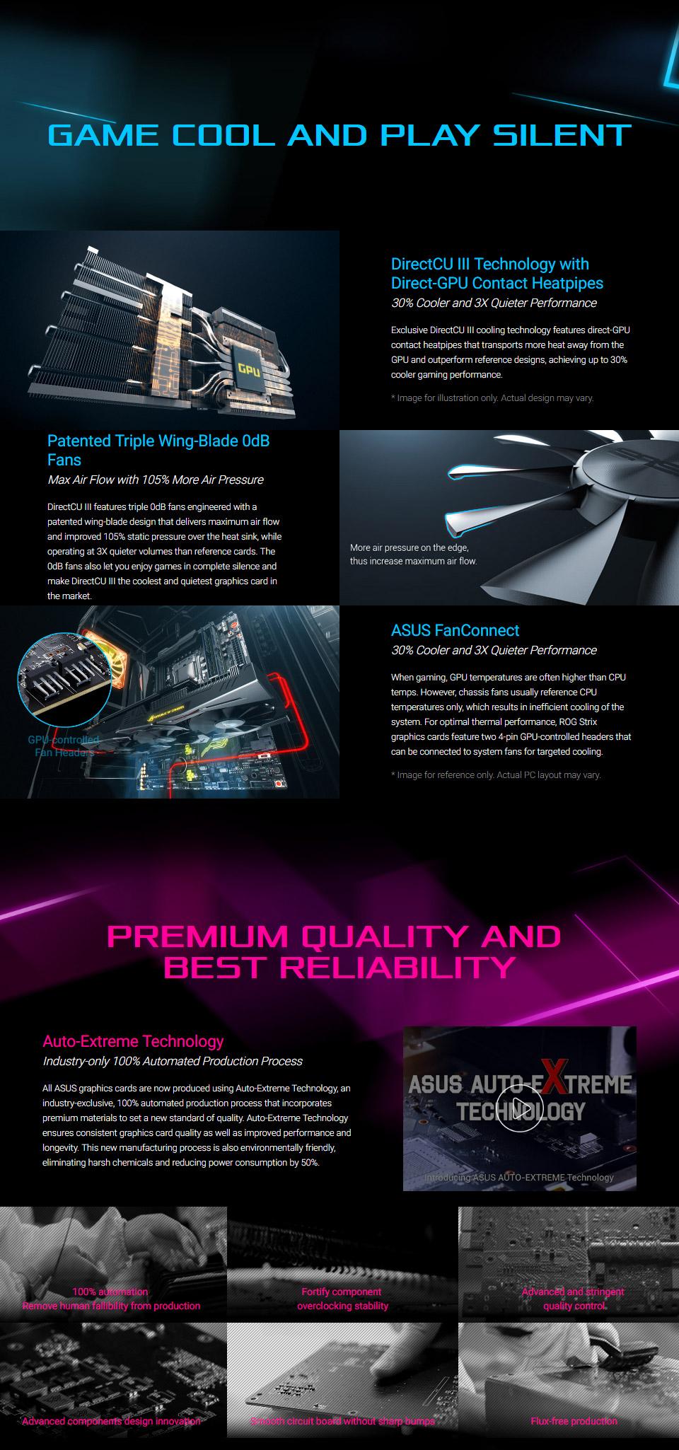 ASUS ROG GeForce GTX 1060 Strix Gaming 6GB [STRIX-GTX1060-6G