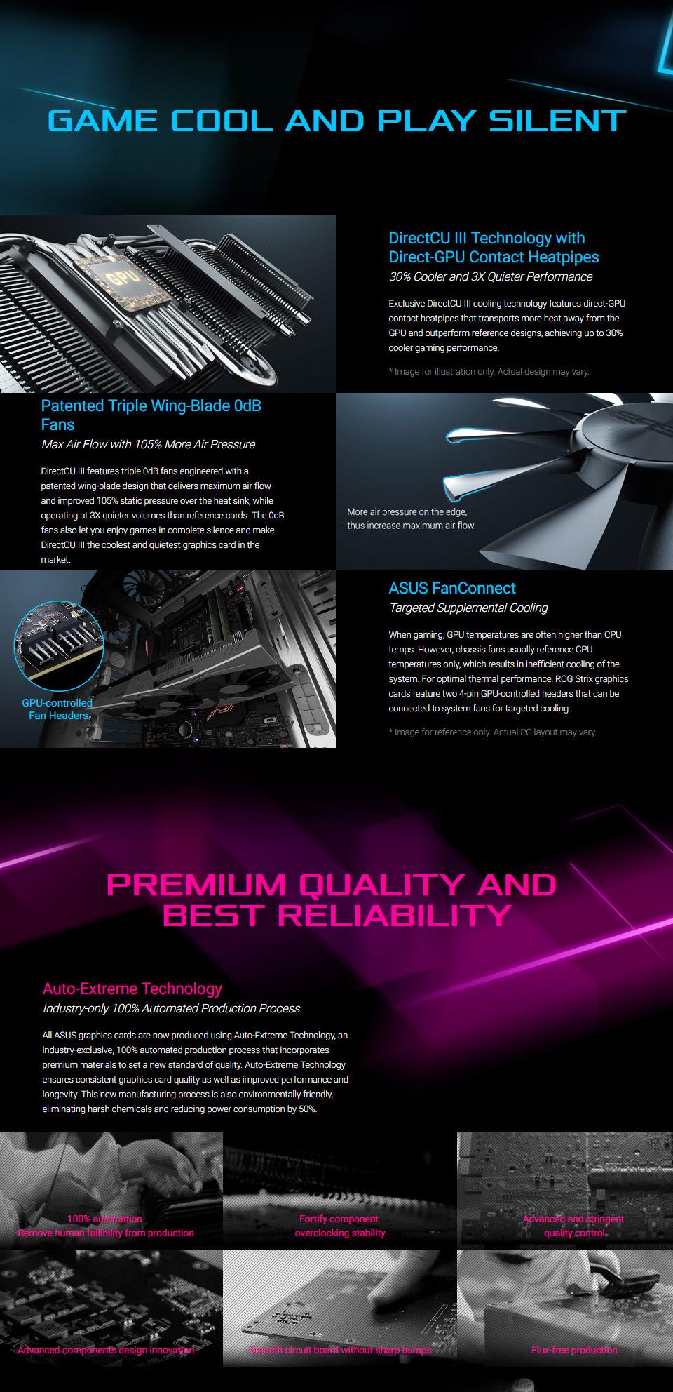 ASUS ROG GeForce GTX 1070 Strix Gaming 8GB OC [STRIX-GTX1070