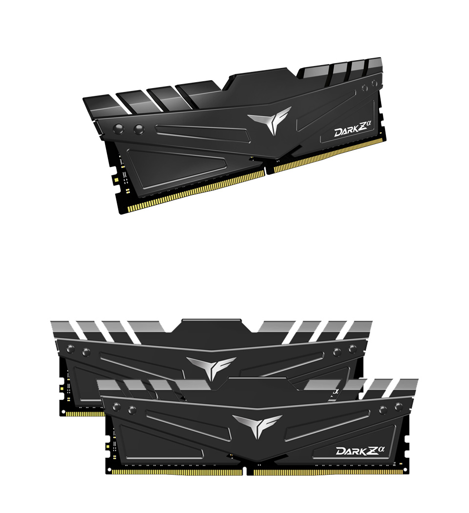 Team T-Force Dark Za 32GB (2x16GB) 3600MHz CL18 DDR4 Black product