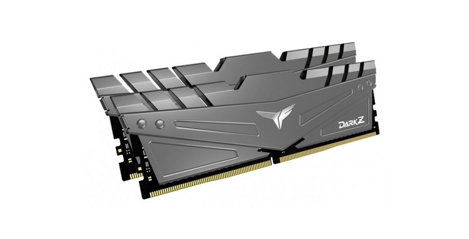 Team T-Force Dark Z 16GB (2x8GB) 3000MHz CL16 DDR4 Grey product