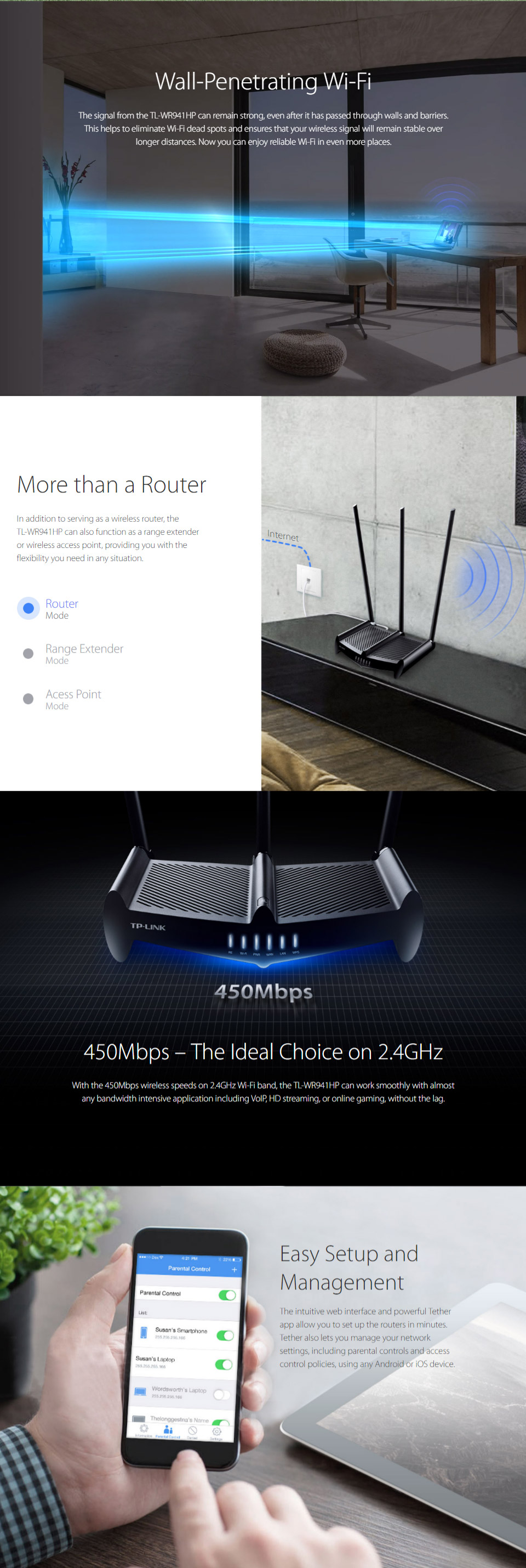 Tp Link Tl Wr941hp 450mbps High Power Wireless N Router Lazada Ph Cpe610 5ghz 300mbps Outdoor Cpe Image Result For