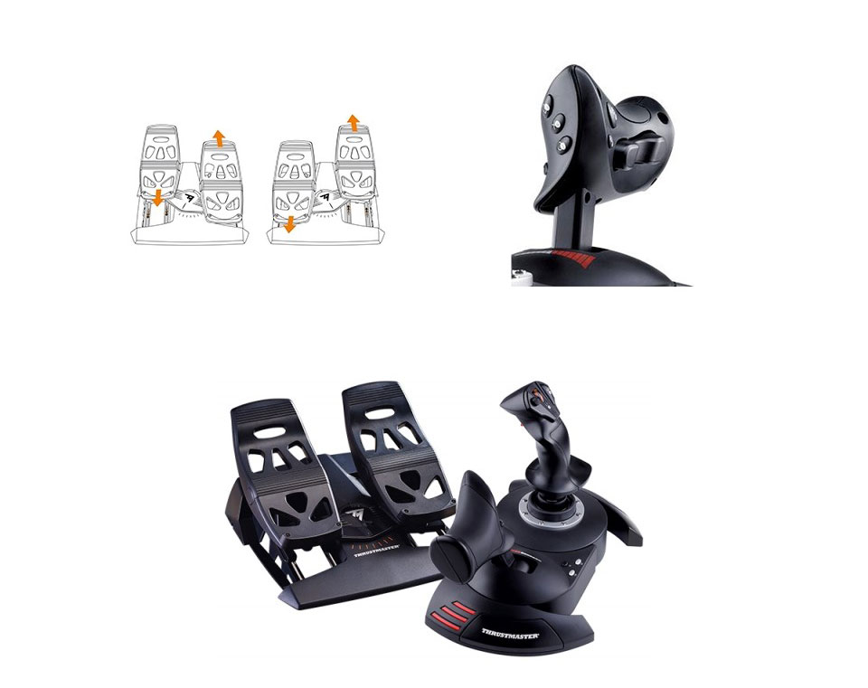 Thrustmaster T.Flight Full Kit product