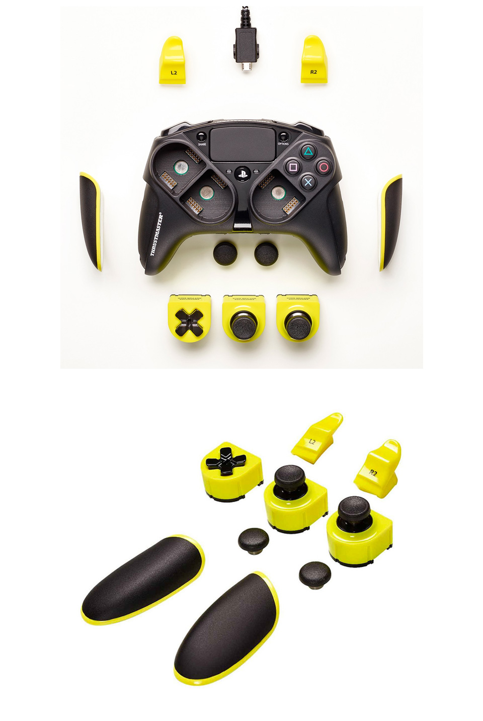 Thrustmaster eSwap Color Pack Yellow product