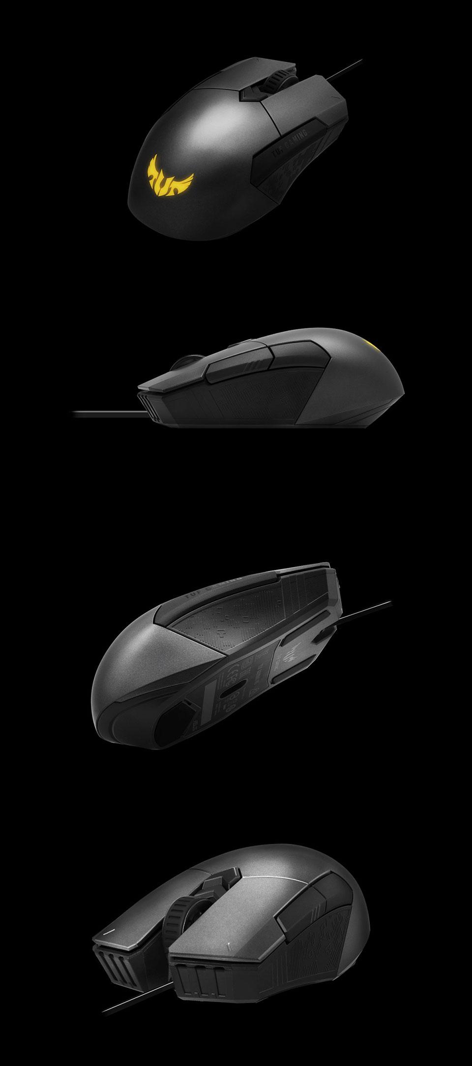 Buy ASUS TUF Gaming M5 RGB Gaming Mouse [TUF-GAMING-M5]   PC Case Gear Australia