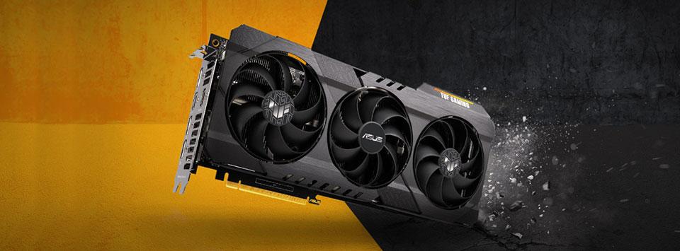 כרטיס מסך ASUS GeForce RTX 3060 Ti TUF Gaming OC 8GB V2