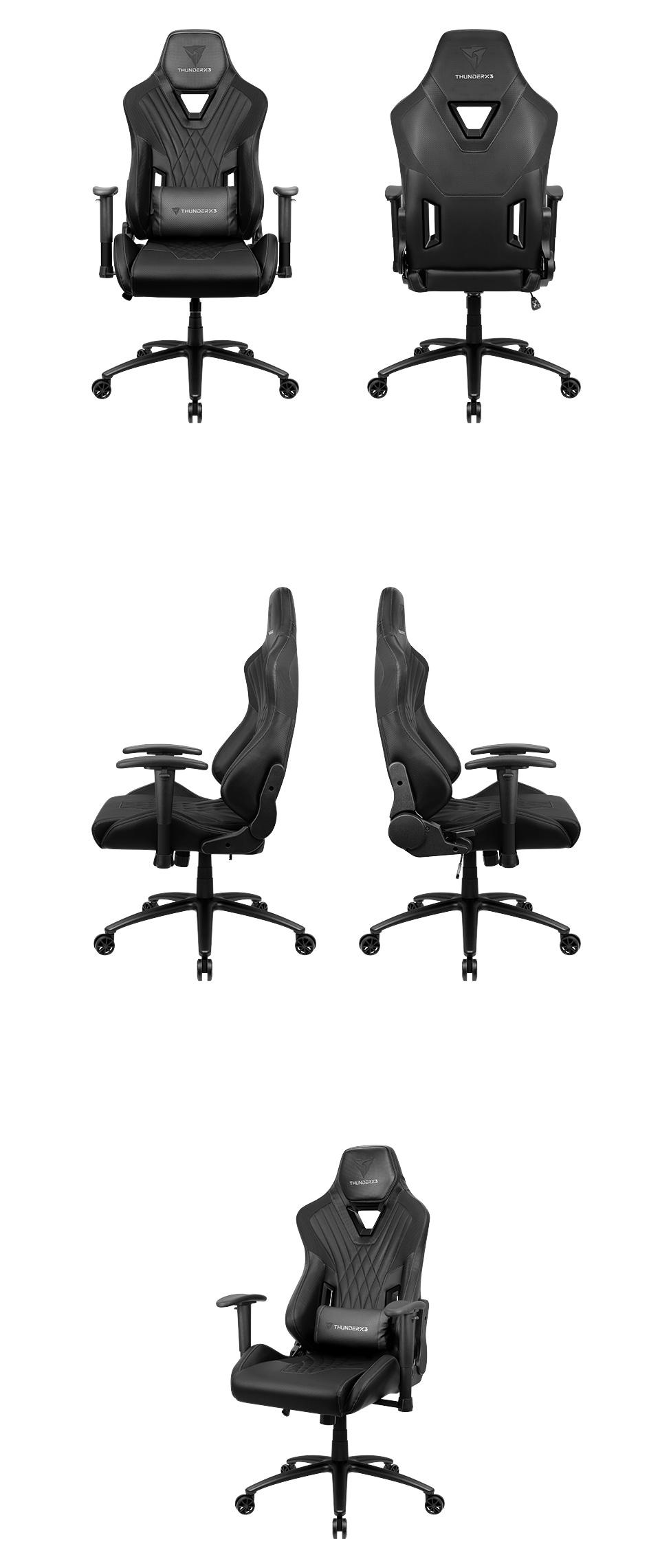 Aerocool ThunderX3 DC3 Gaming Chair Black product