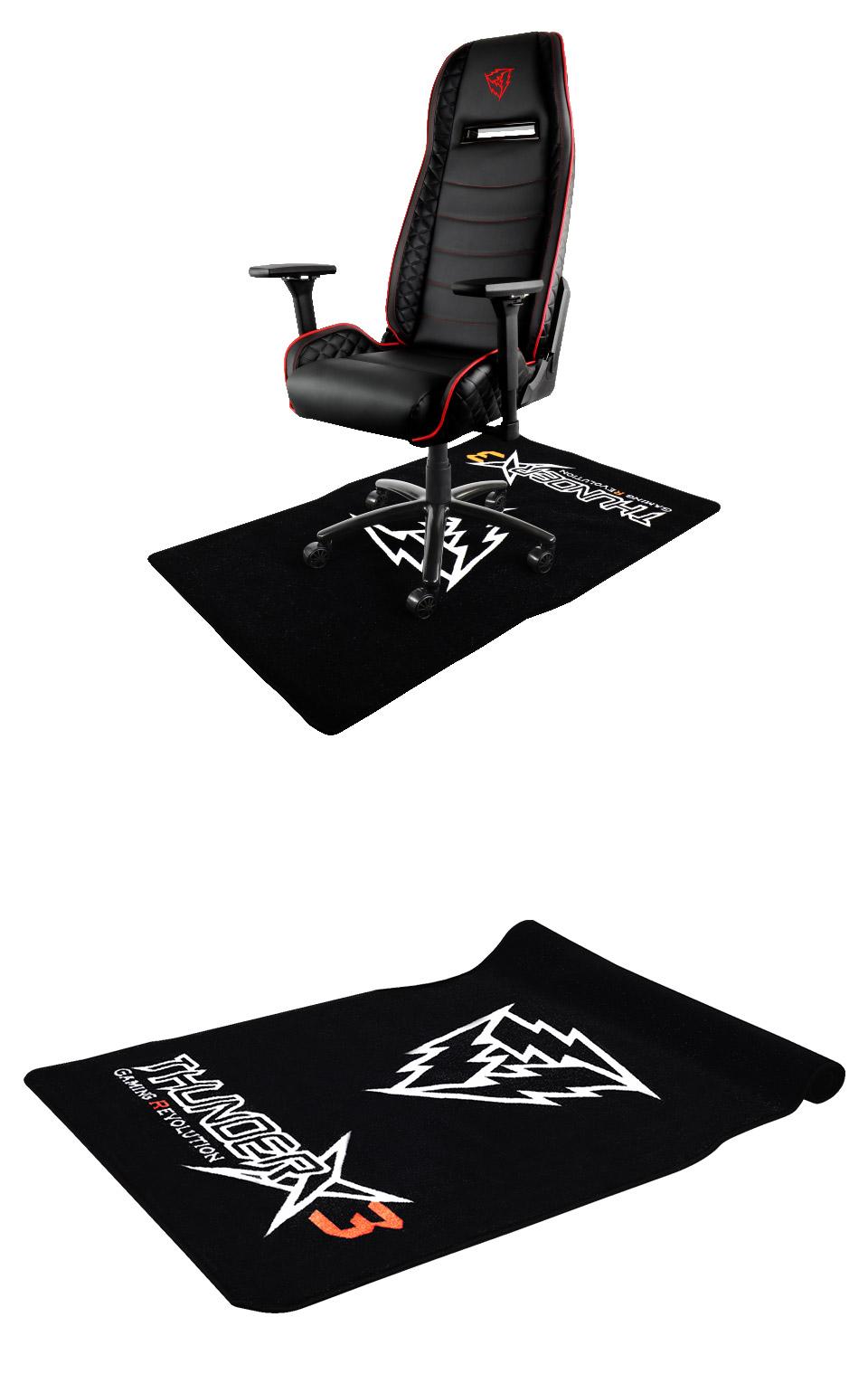 Aerocool Thunderx3 Tgm20 Gaming Hard Surface Floor Mat