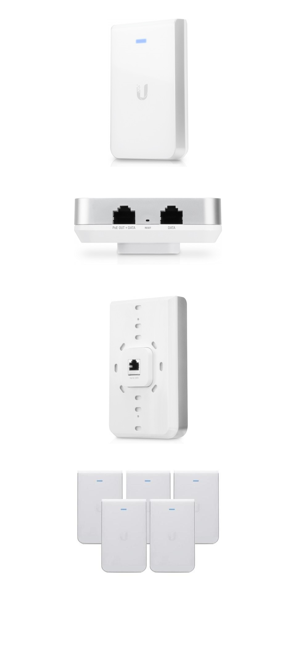 Ubiquiti UniFi AC In-Wall Access Point 5 Pack product