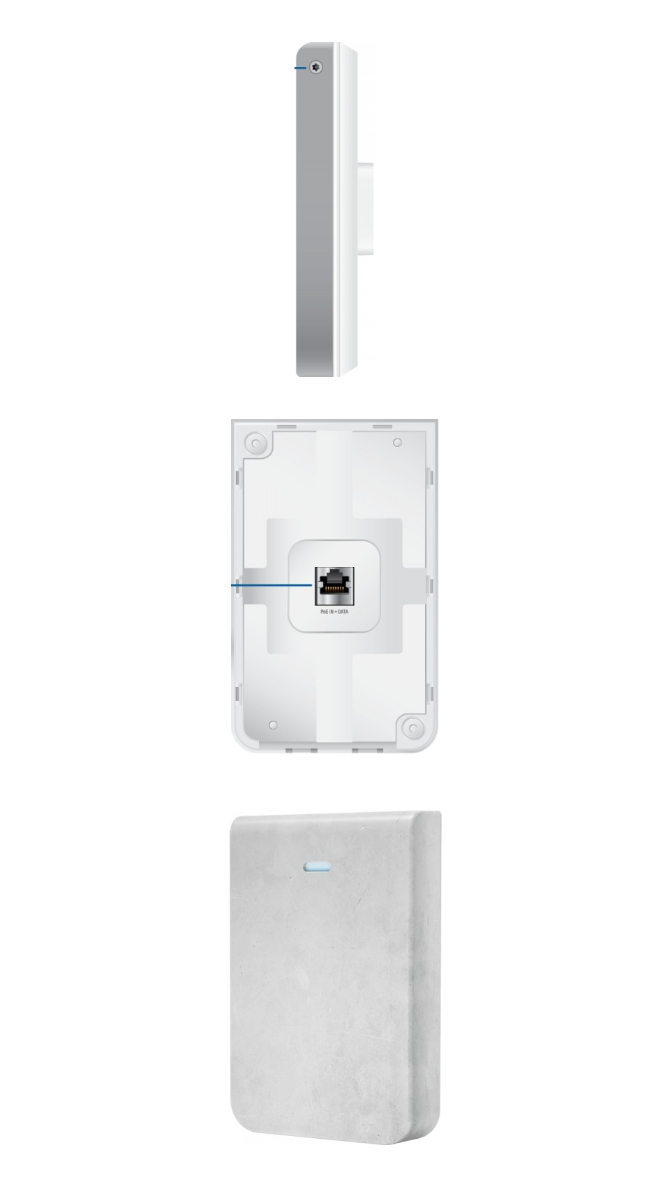 Ubiquiti UniFi AP In Wall HD Access Point product