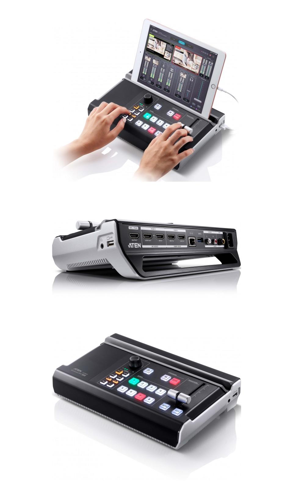 ATEN UC9020 StreamLive HD All-In-One Multi-channel AV Mixer product
