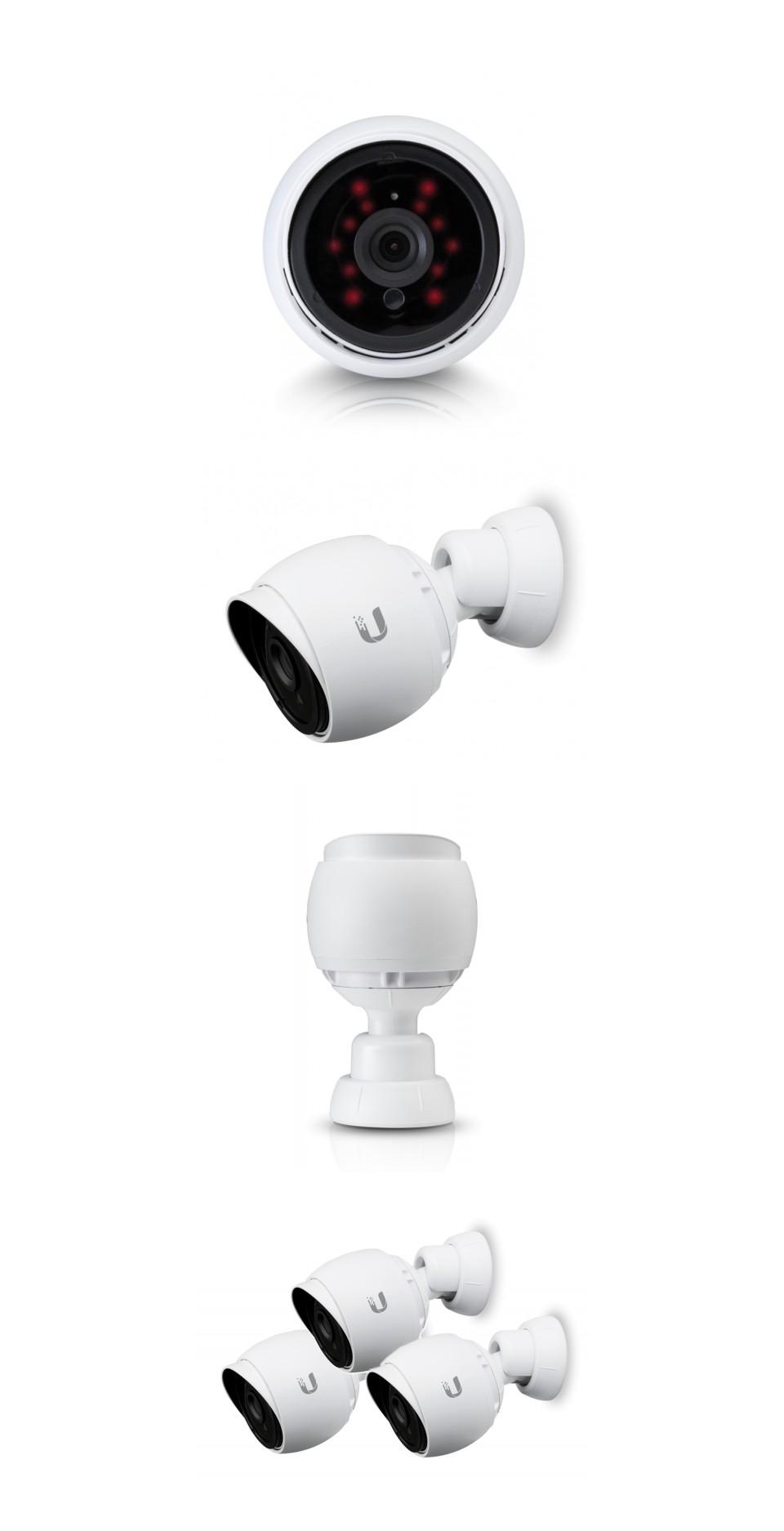 Ubiquiti UniFi Video Camera G3 Bullet 3 Pack product