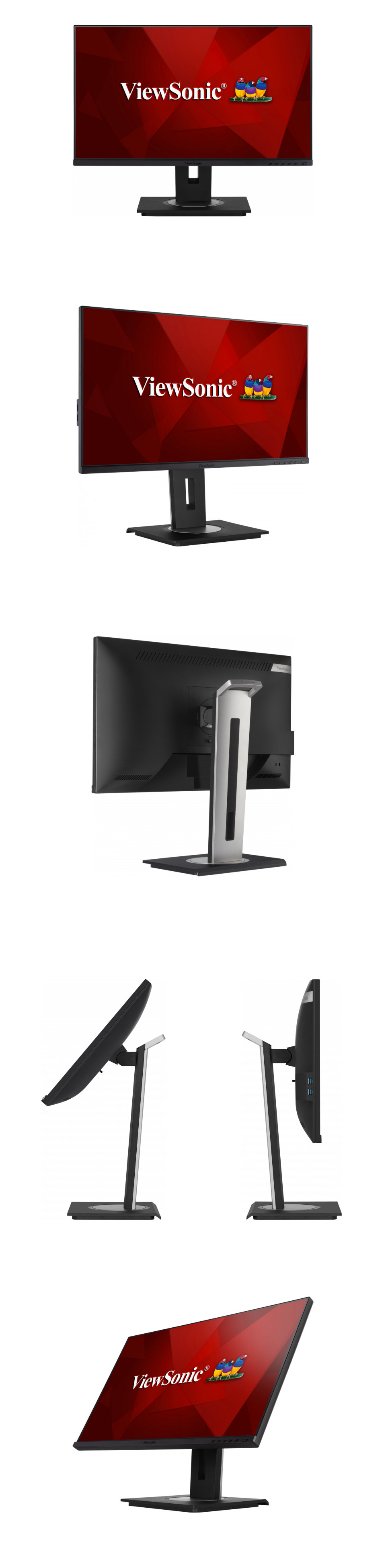 ViewSonic VG2455 FHD IPS 24in Monitor product
