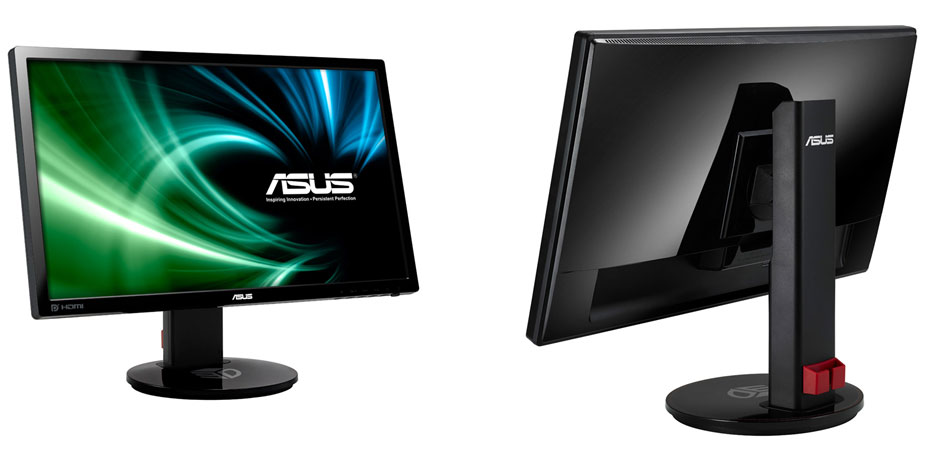 Asus Vg248qe Fhd 144hz 24in Tn Gaming Monitor Vg248qe
