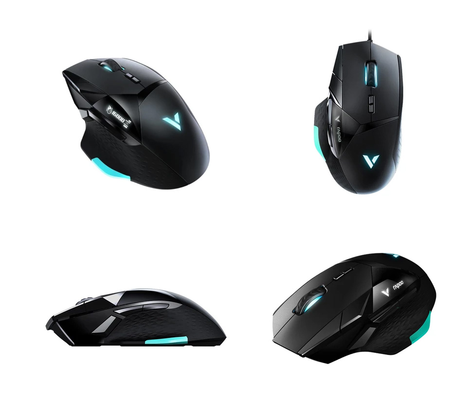Rapoo VT900 IR Optical Gaming Mouse product