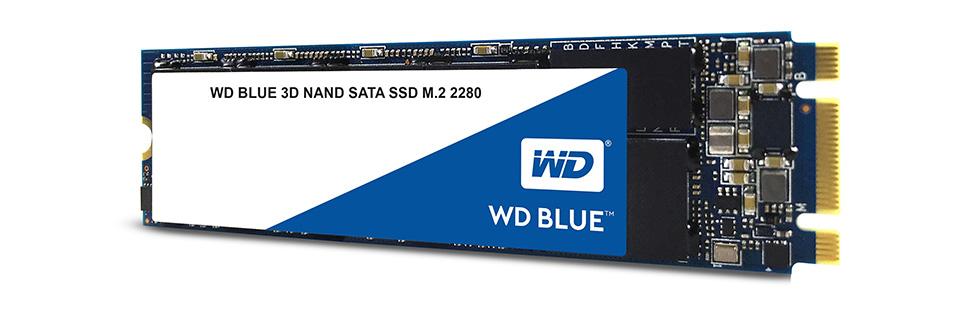 Western Digital Blue M.2 SATA SSD 1TB product