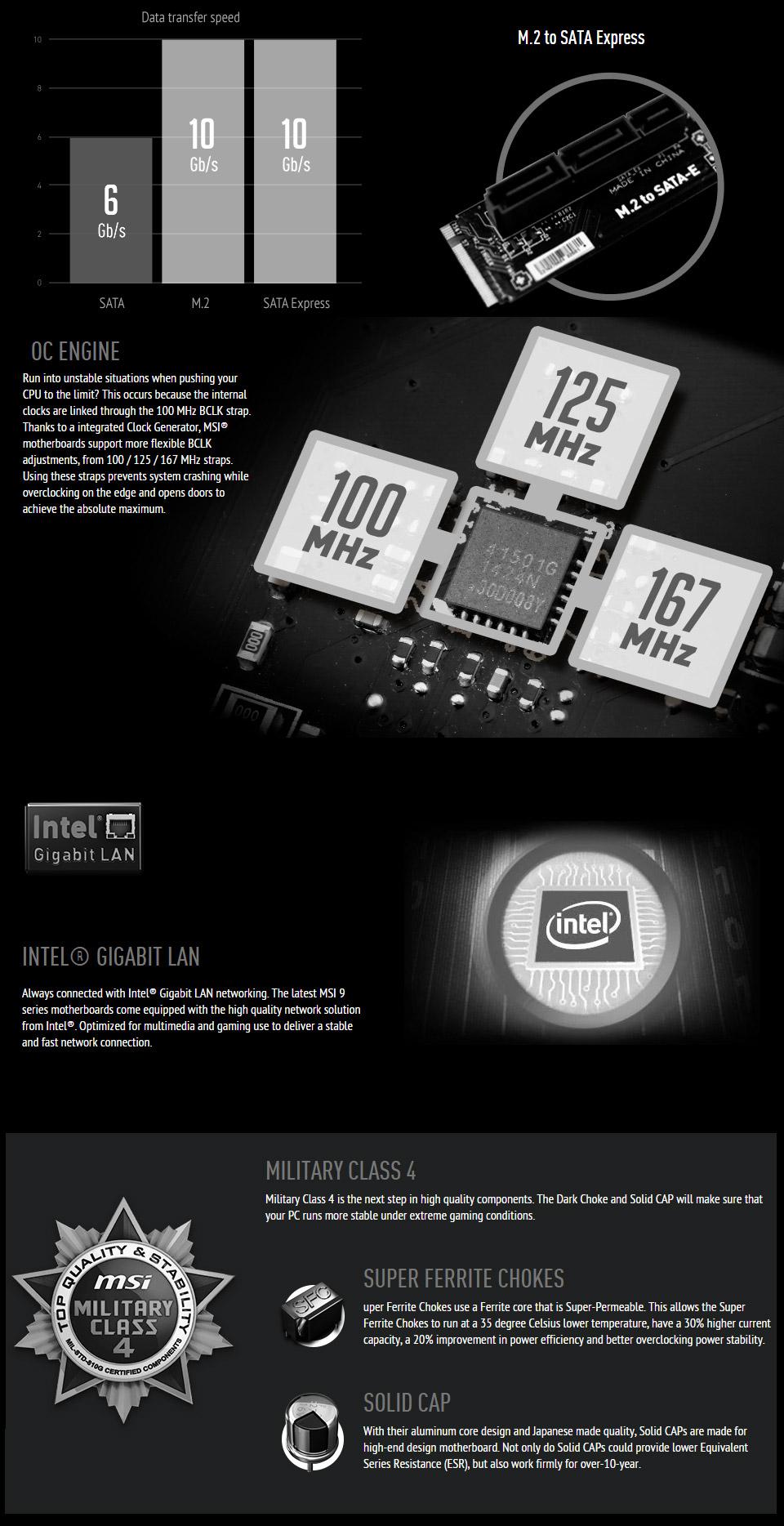 MSI X99A SLI Plus Motherboard [X99A-SLI-PLUS] : PC Case Gear