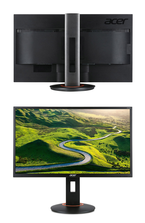 Acer XF270HU 27in FreeSync IPS 144Hz Gaming Monitor [zzXF270HU] : PC