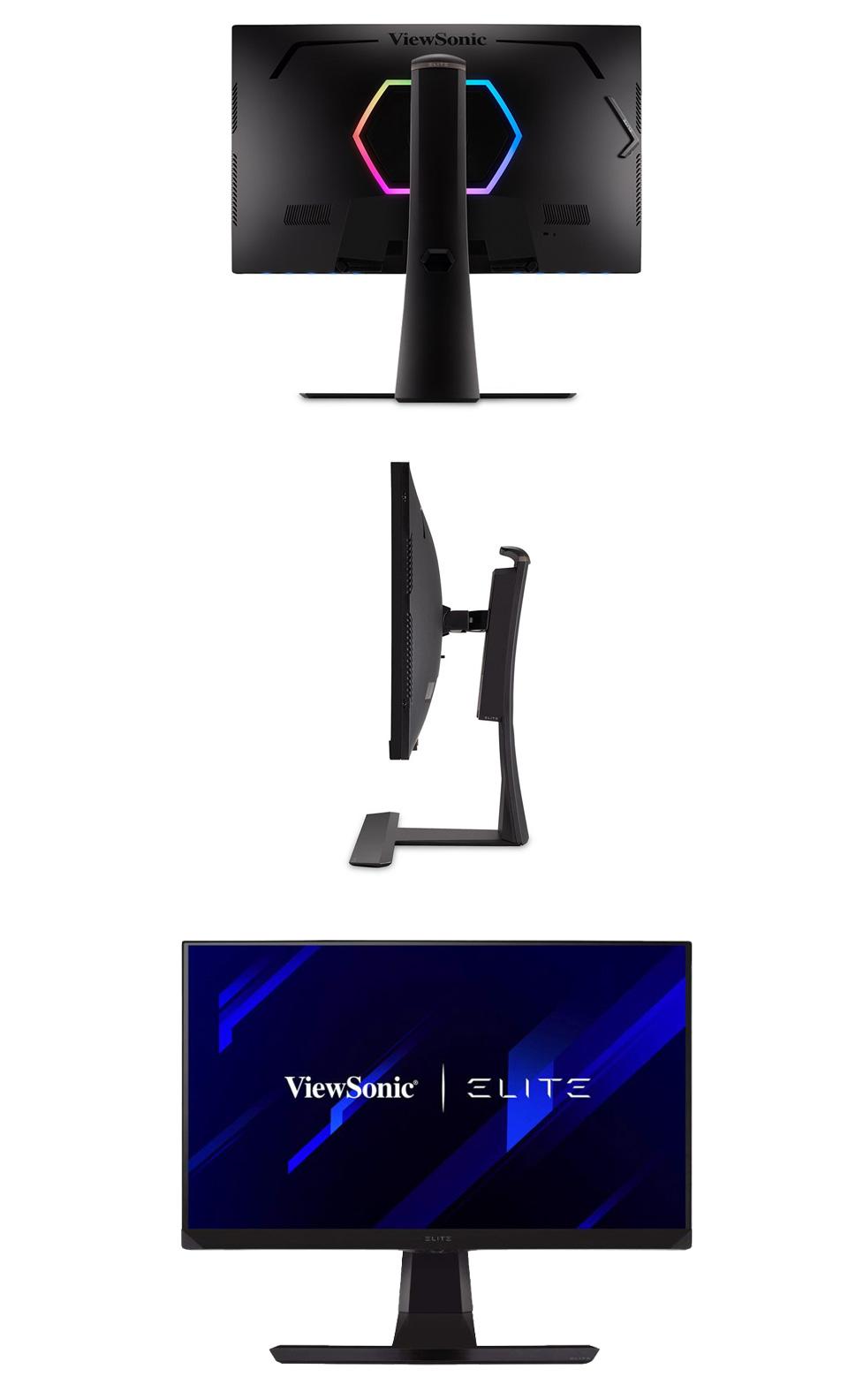 ViewSonic Elite XG270QG WQHD 165Hz G-Sync IPS 27in Monitor product