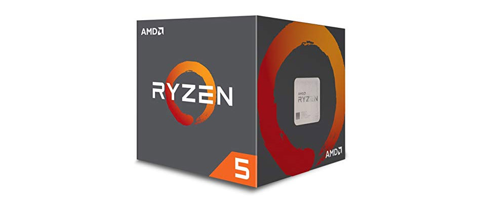 AMD Ryzen 5 1600 AF Processor with Wraith Spire product