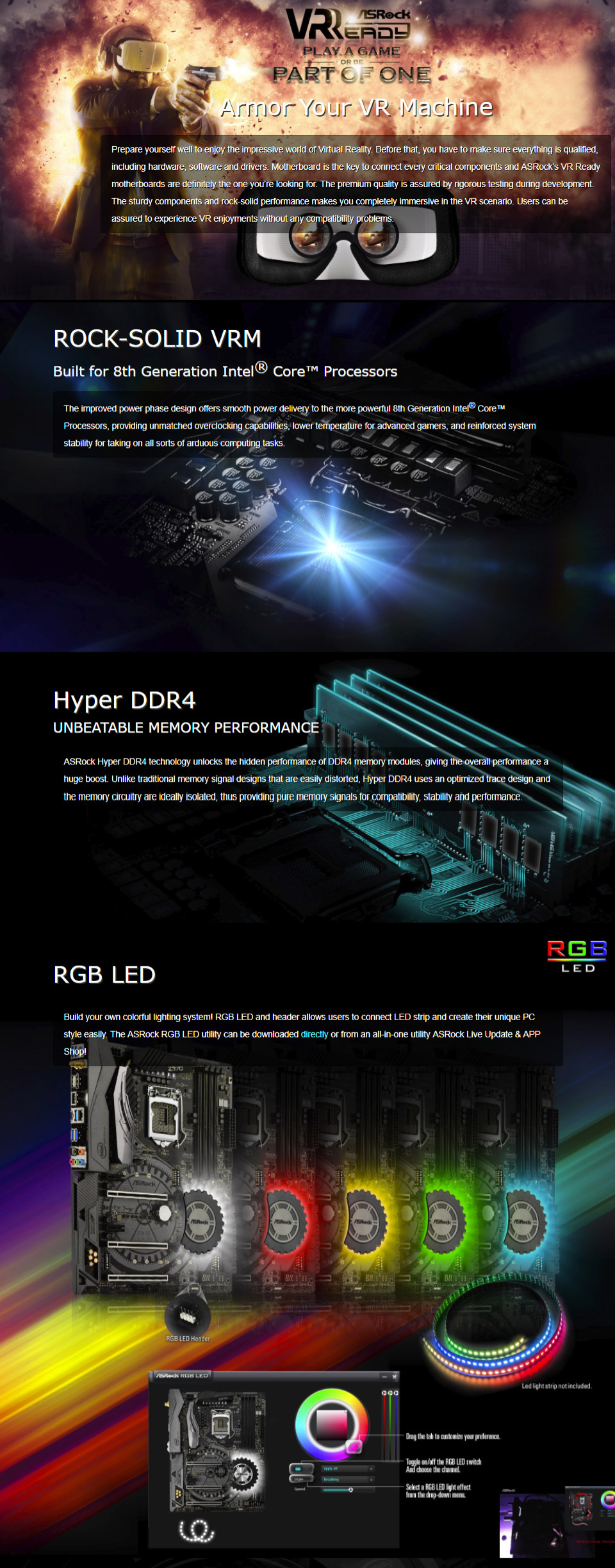 ASRock Z370 Taichi Motherboard [Z370-TAICHI] : PC Case Gear