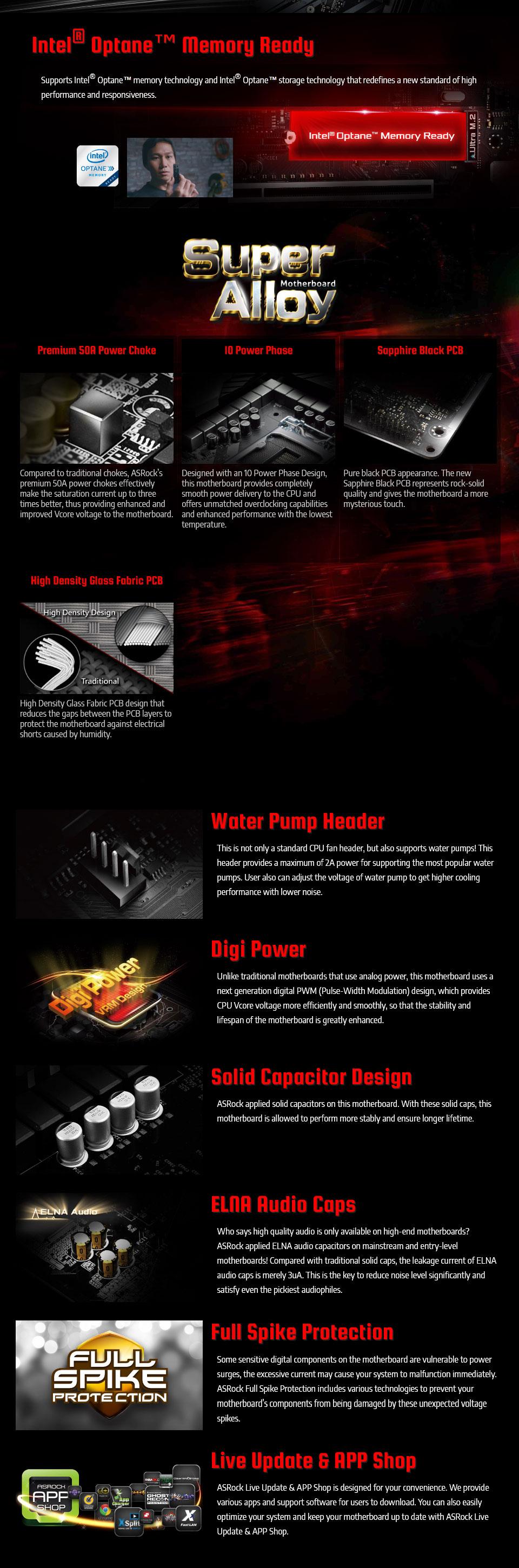 ASRock Z390 Phantom Gaming 4 Motherboard